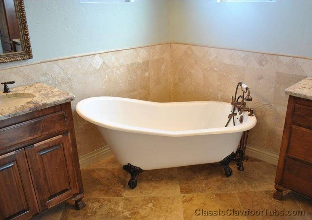 Pictures Of Clawfoot Bathtubs