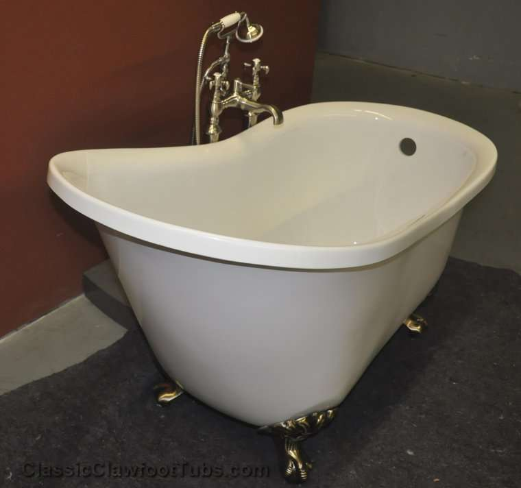 51 inch bathtub 28 images 20 best small bathtubs to for Best acrylic bathtub to buy