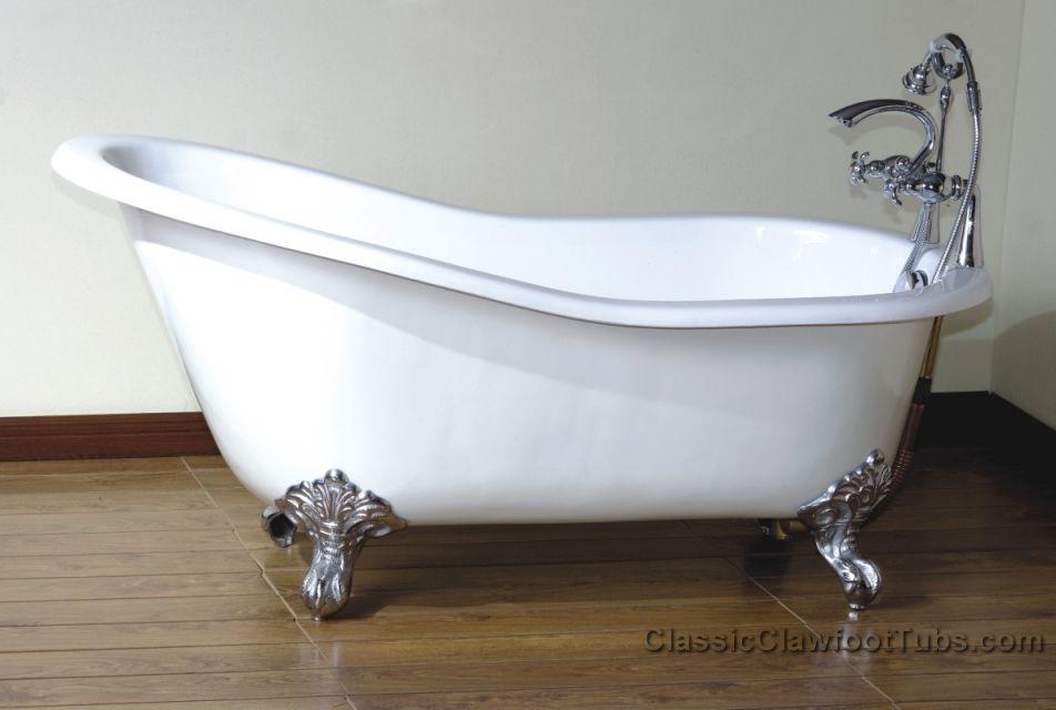 Standard Size Bathtubs