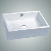 Modern Rectangle Vessel Sink- Basin