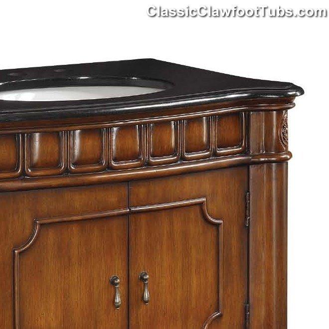 30 Old Fashioned Bath Vanity Classic Clawfoot Tub