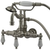 Vintage Style Clawfoot Tub Filler w/Handheld Shower Unit