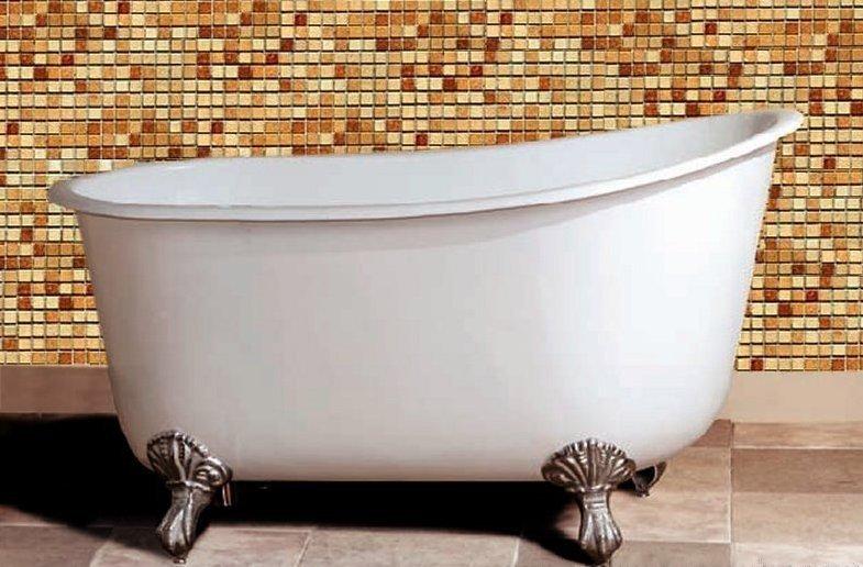 pin porcelain claw foot bathtub bath tubs photo 4 on pinterest