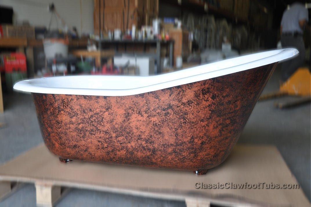 Deep Cast Iron Tub Part - 36: Classic Clawfoot Tubs