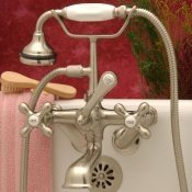 Tub Wall / Bathroom Wall Mount Faucets